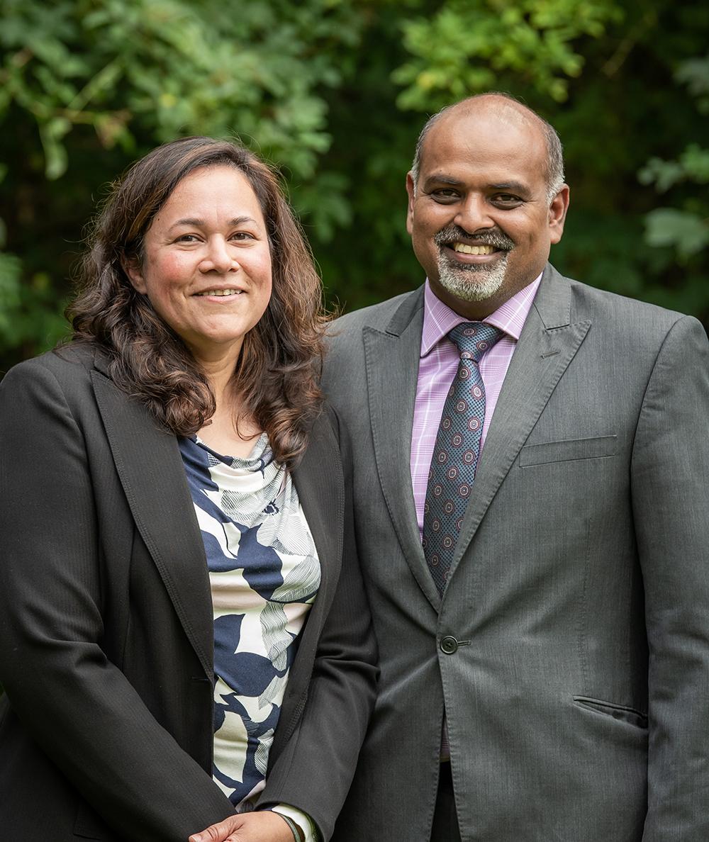 Samit and Preeti Gupta