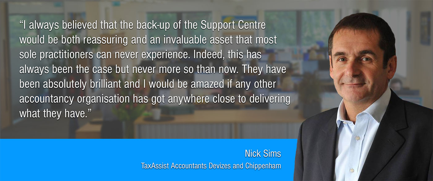 Nick Sims Testimonial