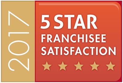 5 Star Satisfaction Logo