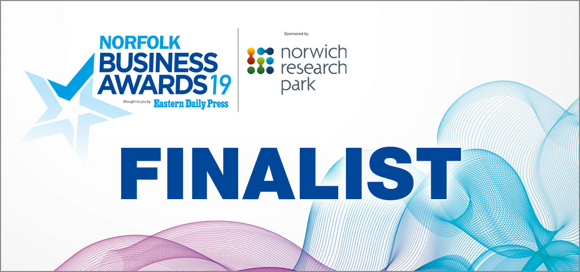 Norfolk Business Awards Finalist Logo