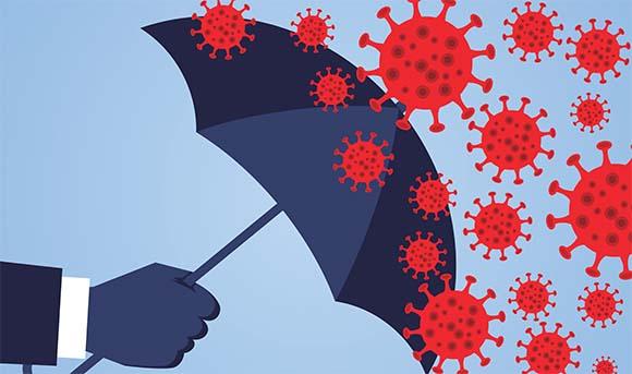 Virus Umbrella