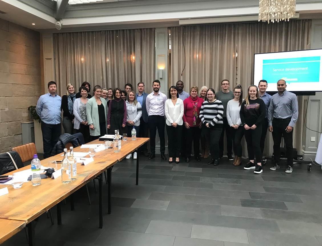 Staff regional meeting 2019