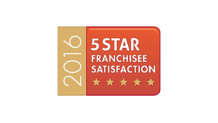 2016 Smith and Henderson Five Star Satisfaction Award logo